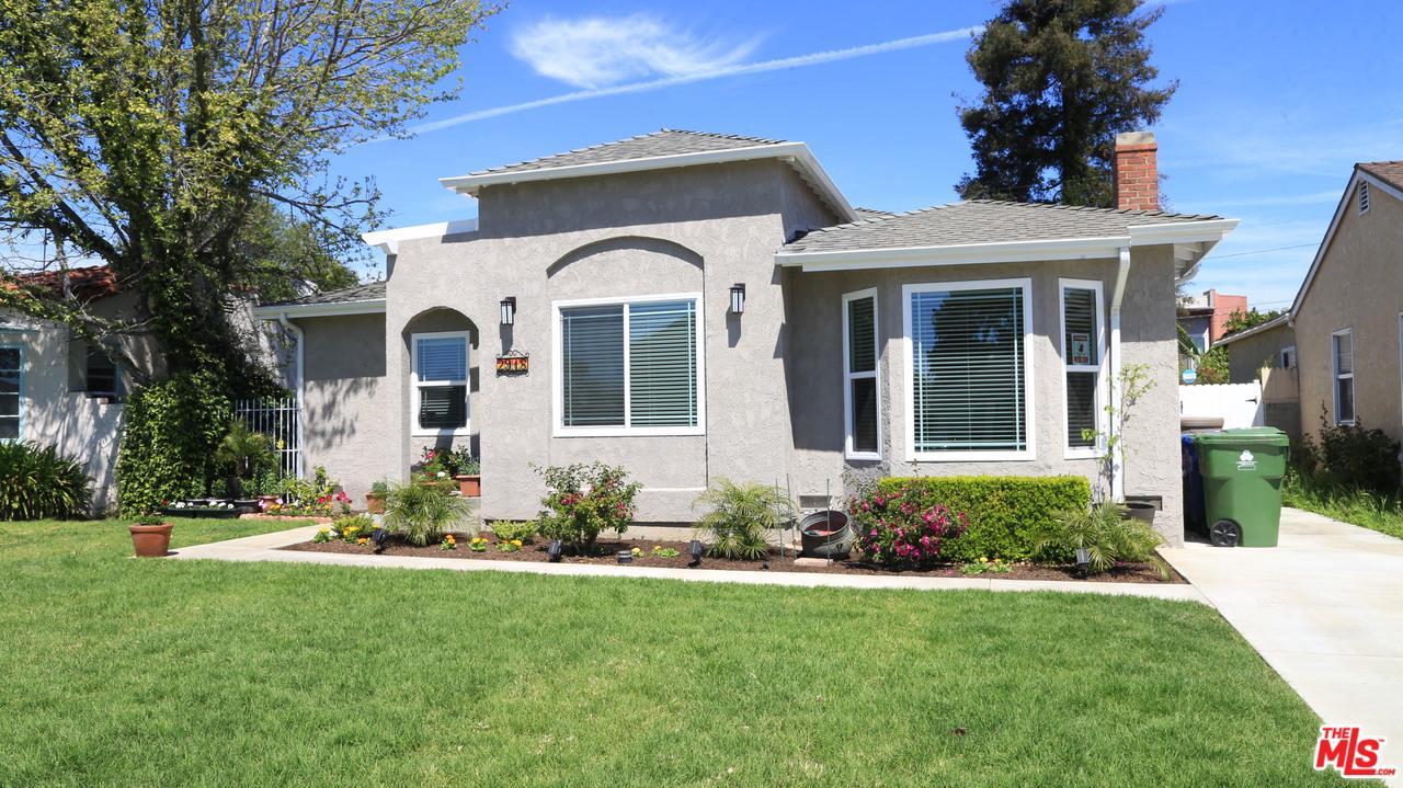 2918 Military Avenue Los Angeles, CA 90064