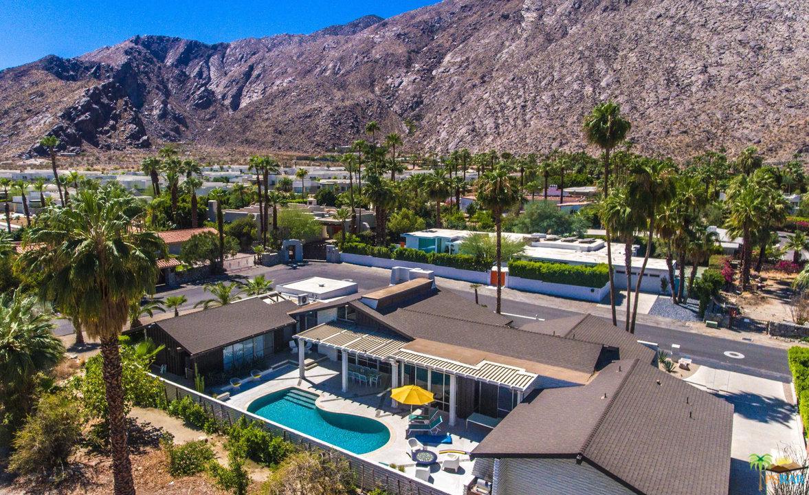 450 South Monte Vista Drive Palm Springs, CA 92262