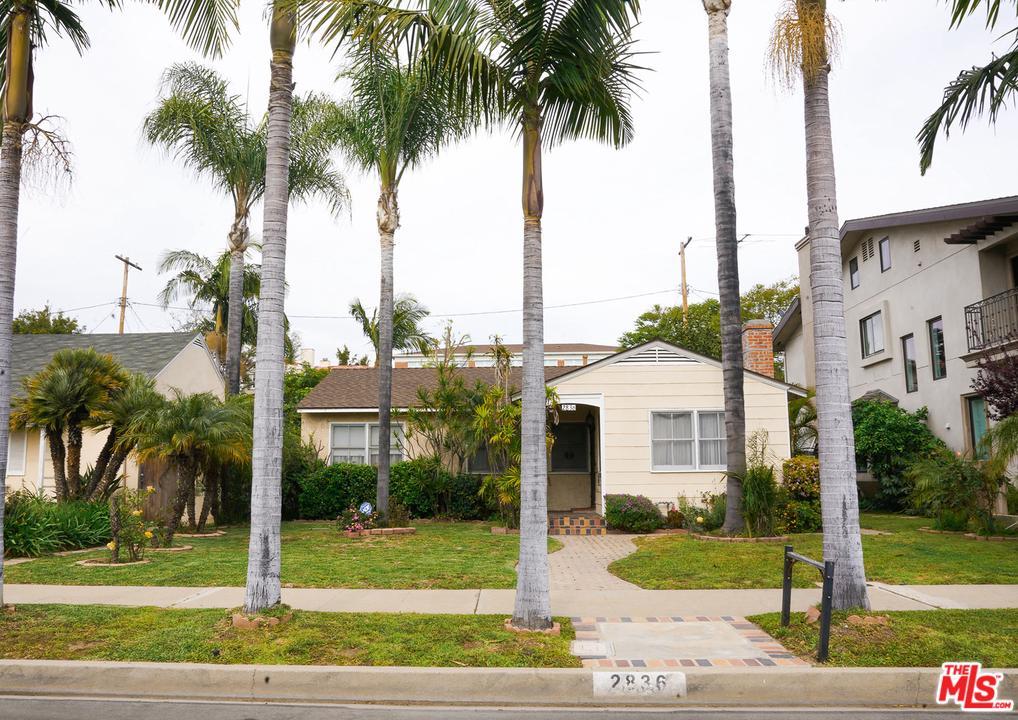 2836 Malcolm Avenue Los Angeles, CA 90064