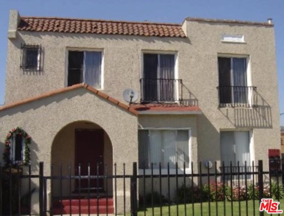 115 West 41st Place Los Angeles, CA 90037