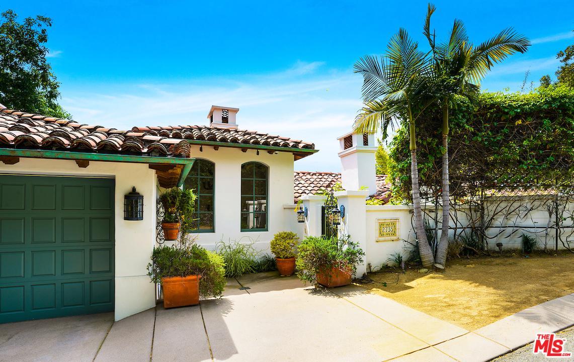 2735 Nichols Canyon Road Los Angeles, CA 90046