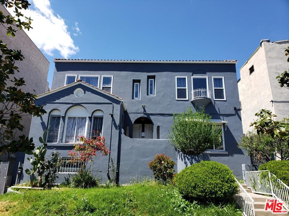815 South New Hampshire Avenue Los Angeles, CA 90005