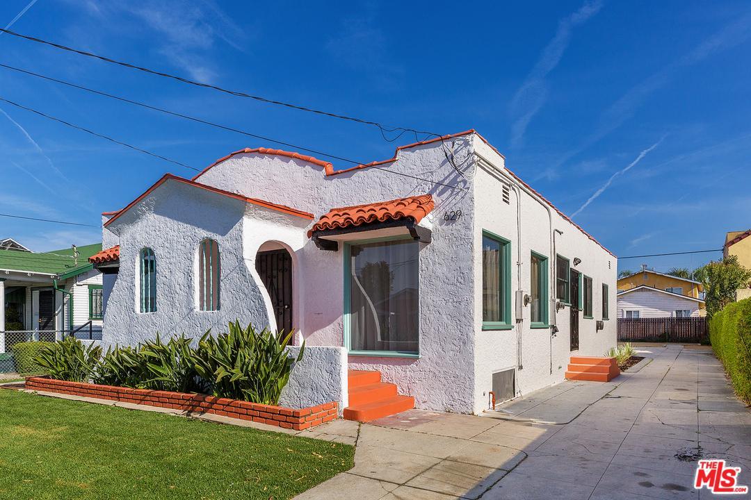 629 West 56th Street Los Angeles, CA 90037