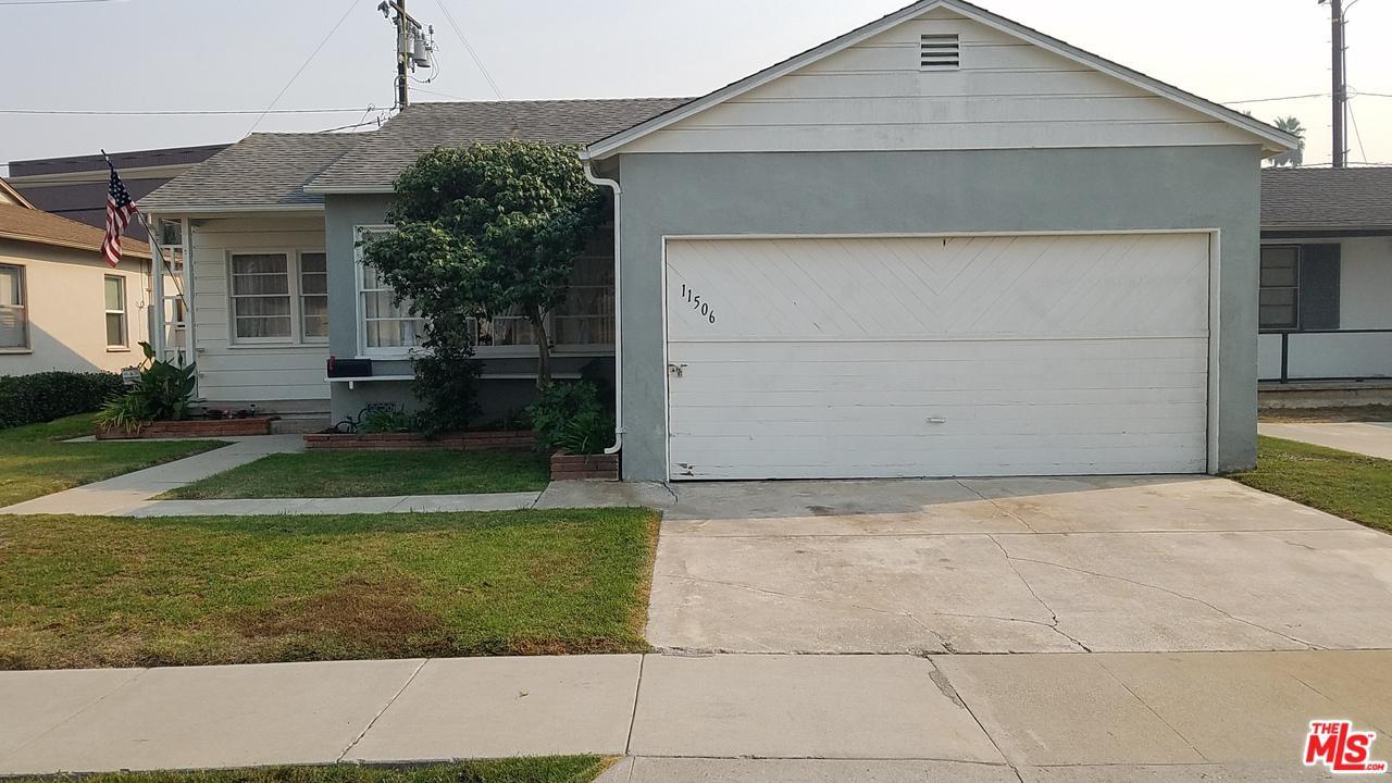 11506 SEGRELL Way, Culver City, California