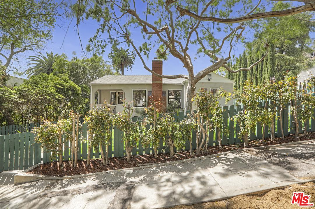 1937 North ST ANDREWS Place, Hollywood Hills in Los Angeles County, CA 90068 Home for Sale