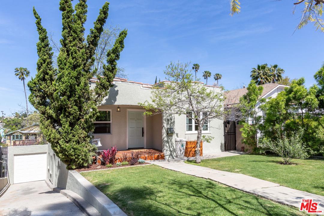 1317 North Benton Way Los Angeles, CA 90026