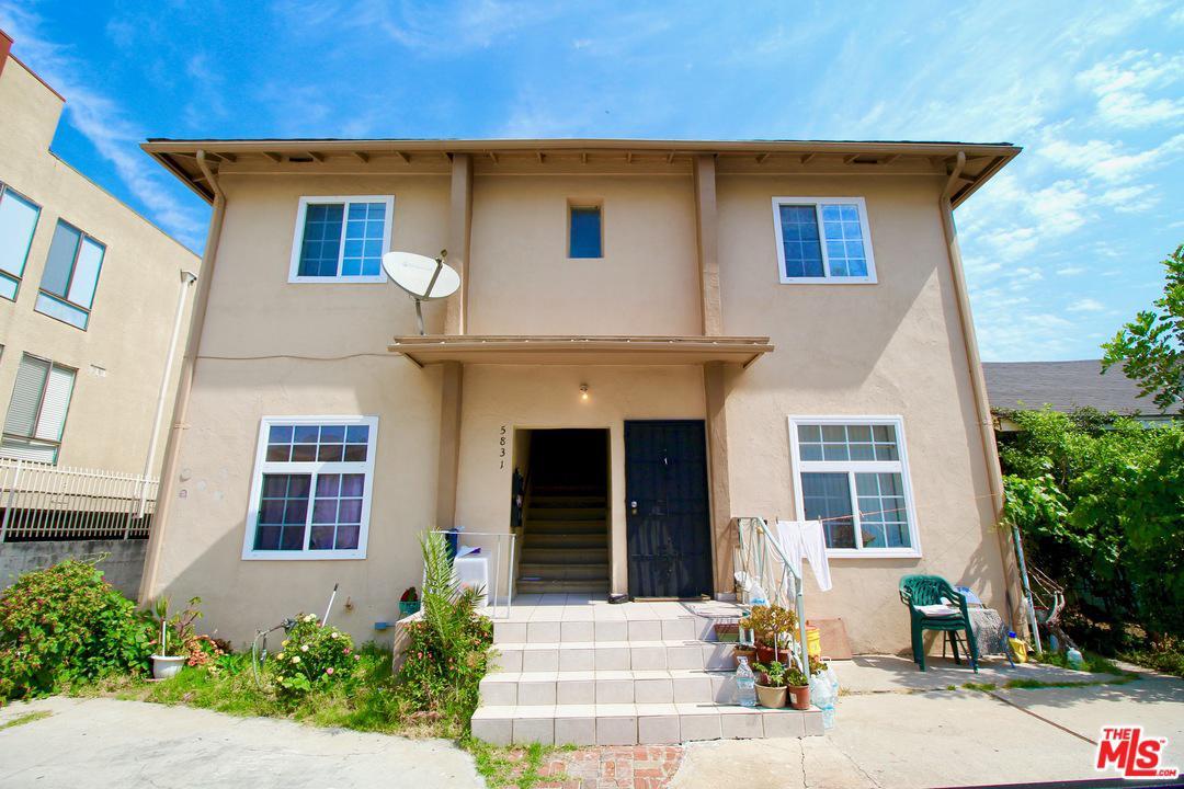 5831 Virginia Avenue Los Angeles, CA 90038