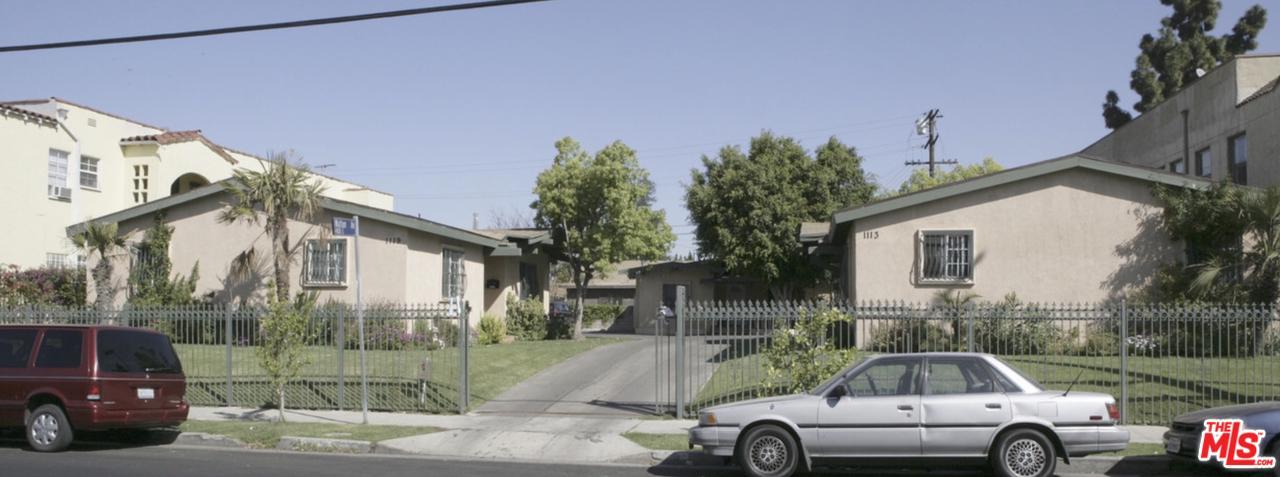 1111 West 42nd Street Los Angeles, CA 90037