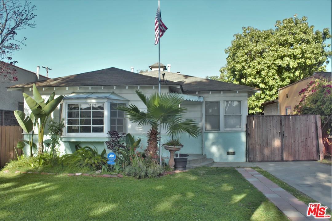 3322 FAY Avenue, Culver City, California