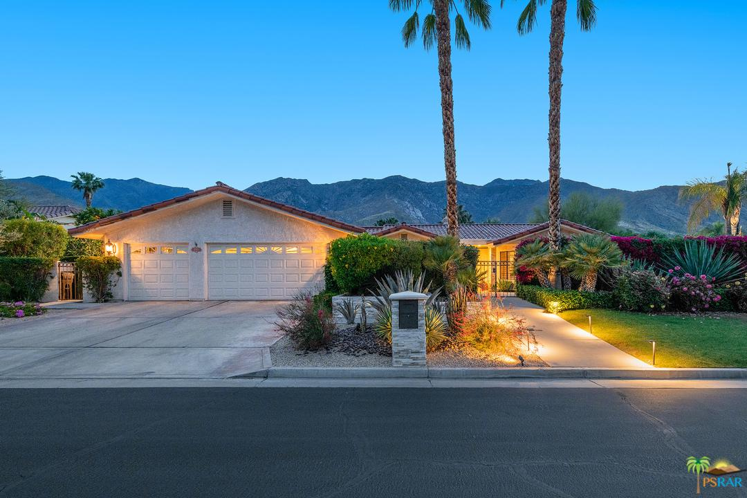 1005 Andreas Palms Drive Palm Springs, CA 92264