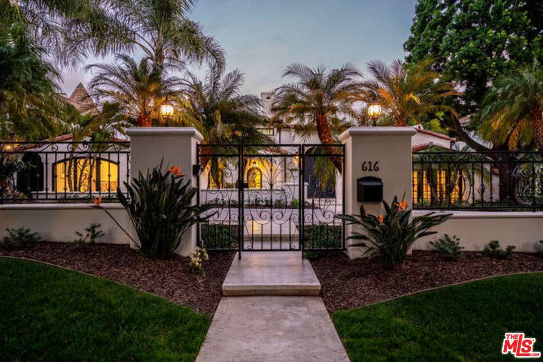616 North ARDEN Drive, Beverly Hills, California