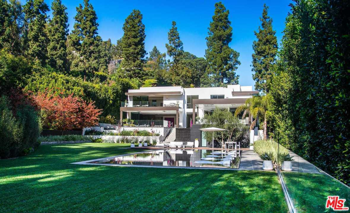 1231 LAGO VISTA Drive, Beverly Hills, California