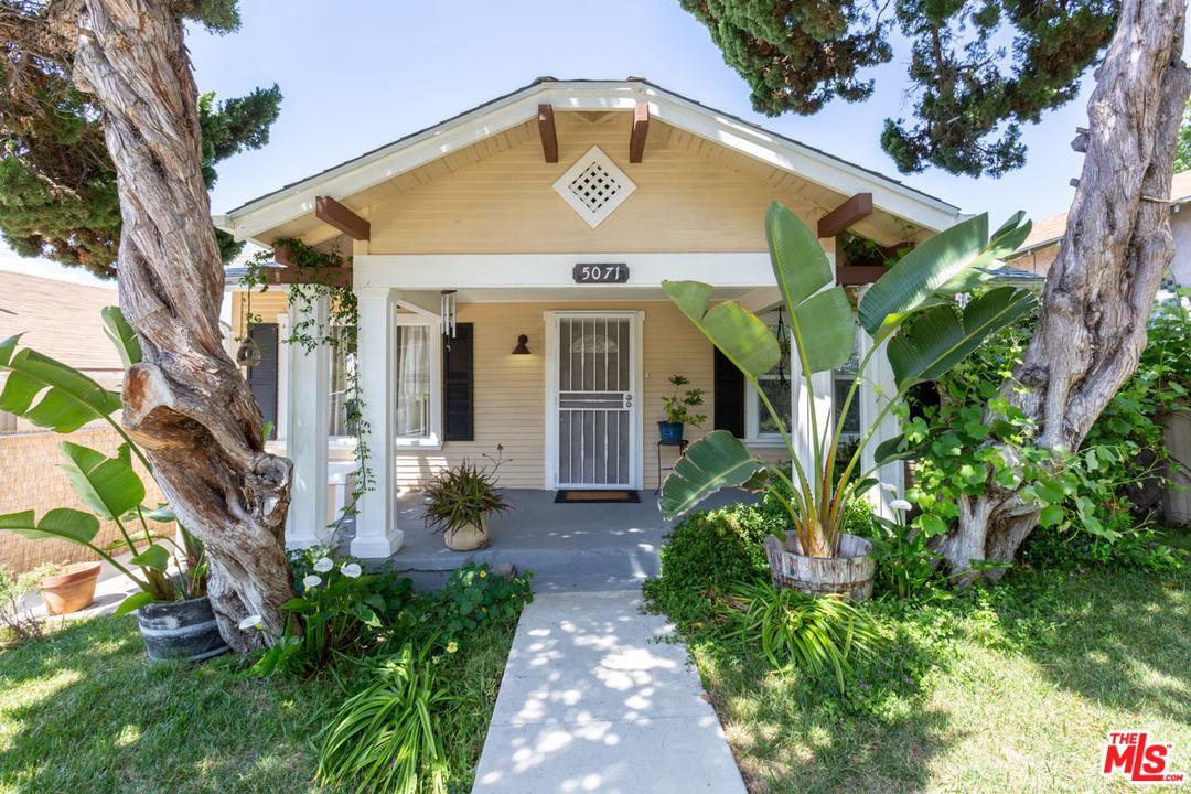 5071 Aldama Street Highland Park, CA 90042