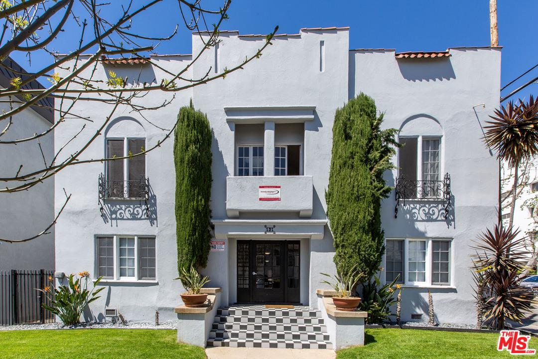 121 South ELM Drive, Beverly Hills, California