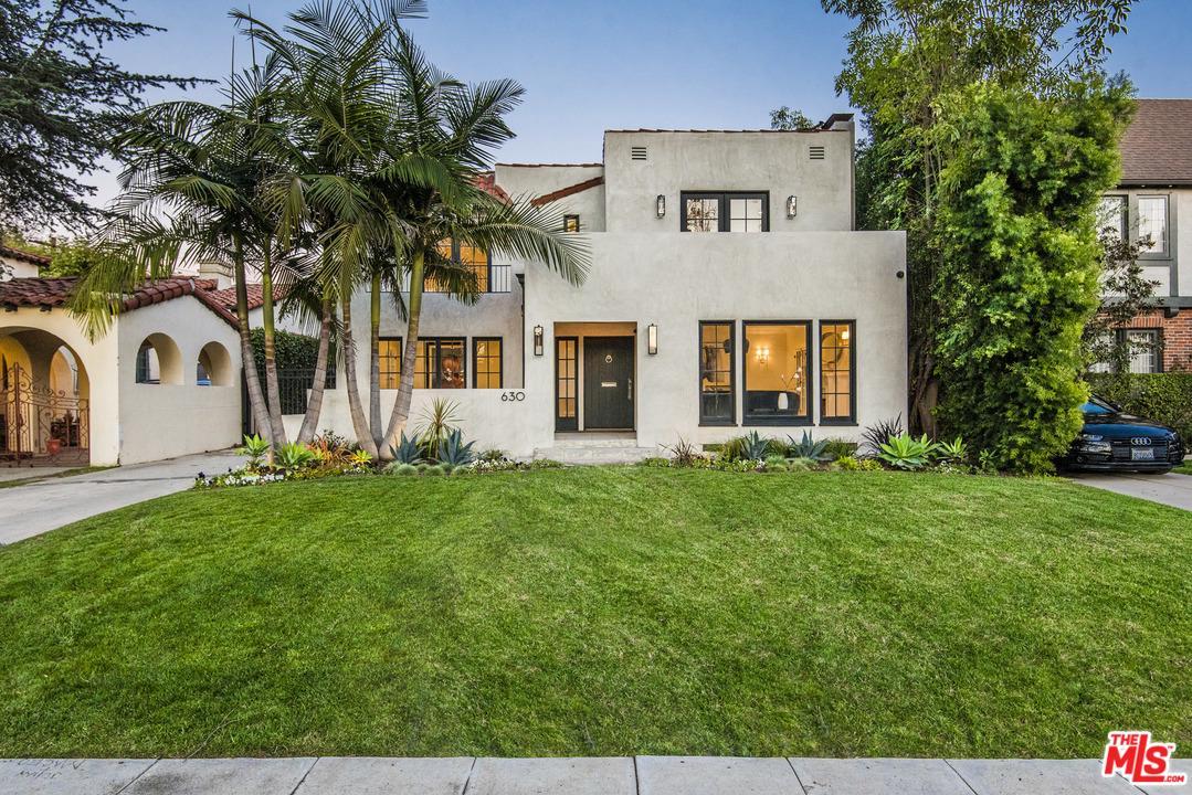 630 North Las Palmas Avenue Los Angeles, CA 90004