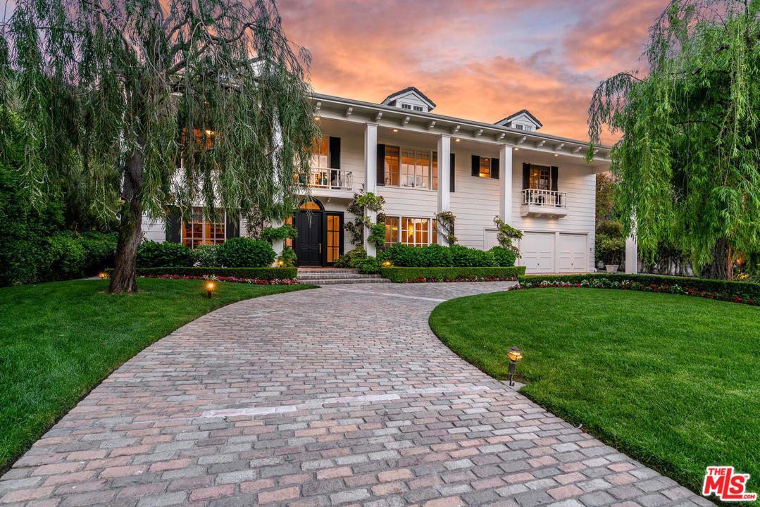 1458 Bienveneda Avenue Pacific Palisades, CA 90272