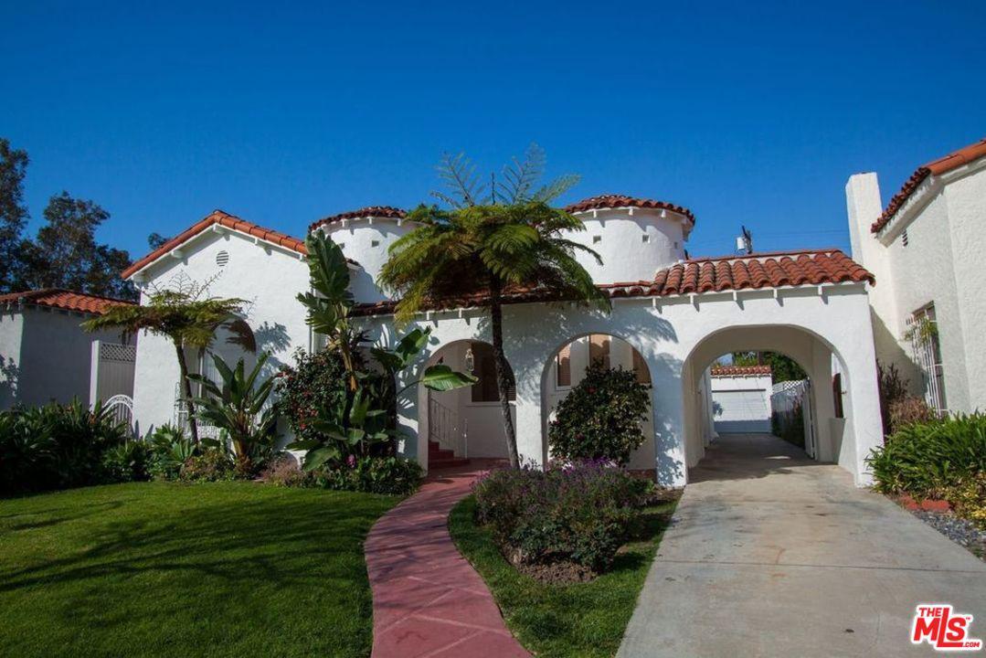 217 South CLARK Drive, Beverly Hills, California