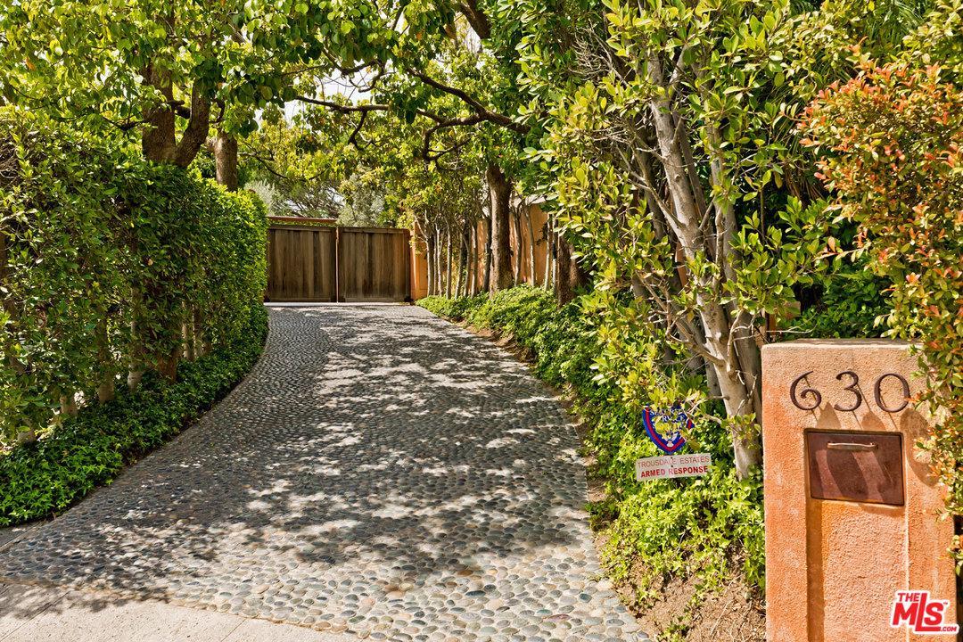 630 BURK Place, Beverly Hills, California