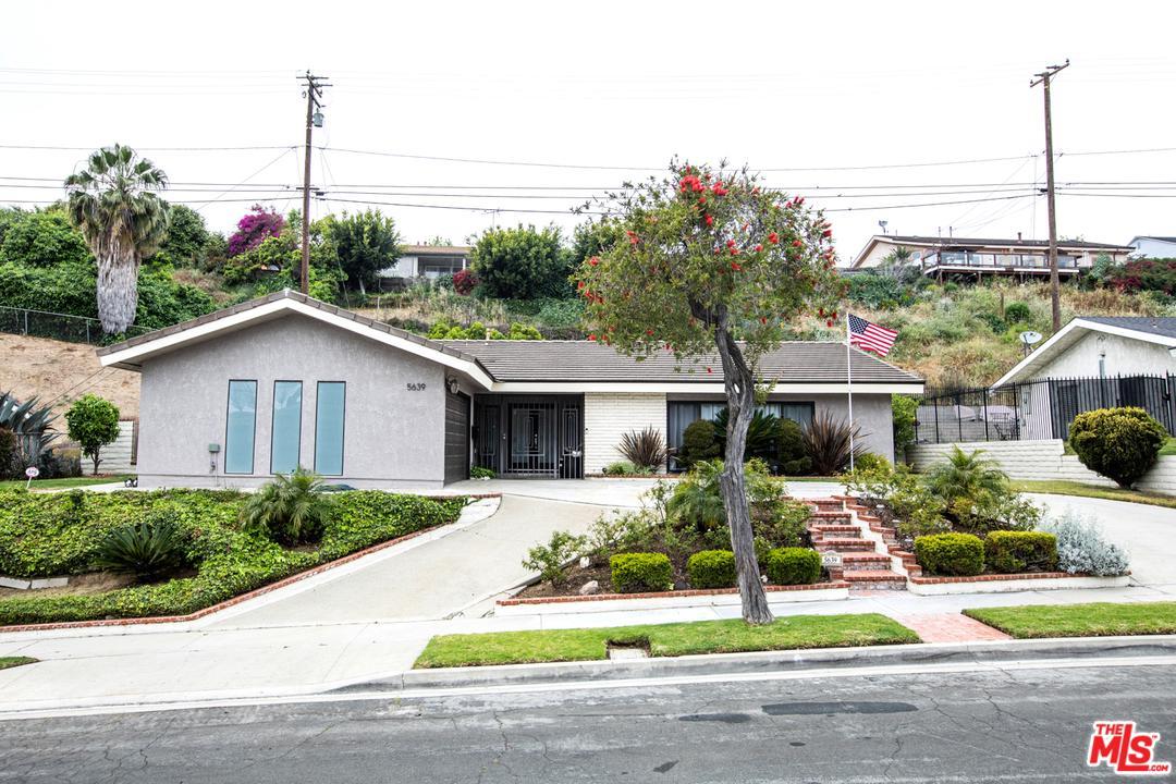 5639 South LA CIENEGA, Crenshaw, California