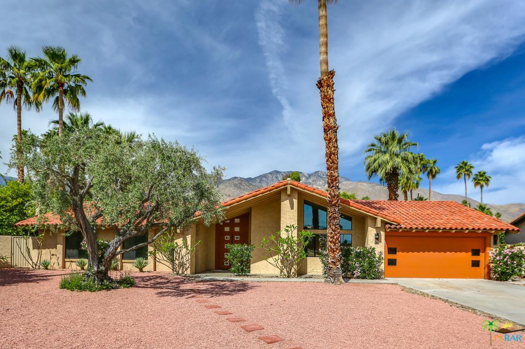 2325 East El Chorro Way Palm Springs, CA 92264