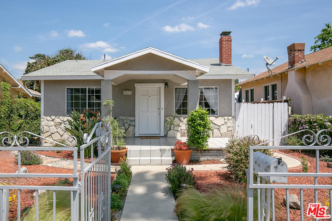 5673 Buchanan Street Highland Park, CA 90042