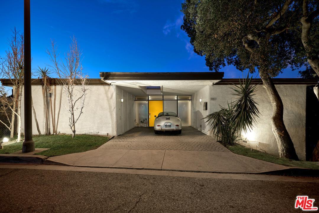 1031 OBERLIN Drive, Glendale, California