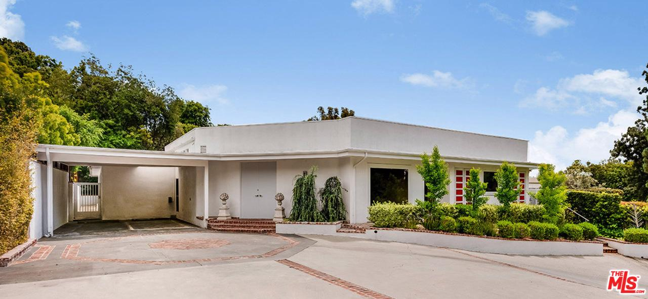 1050 WOODLAND Drive, Beverly Hills, California