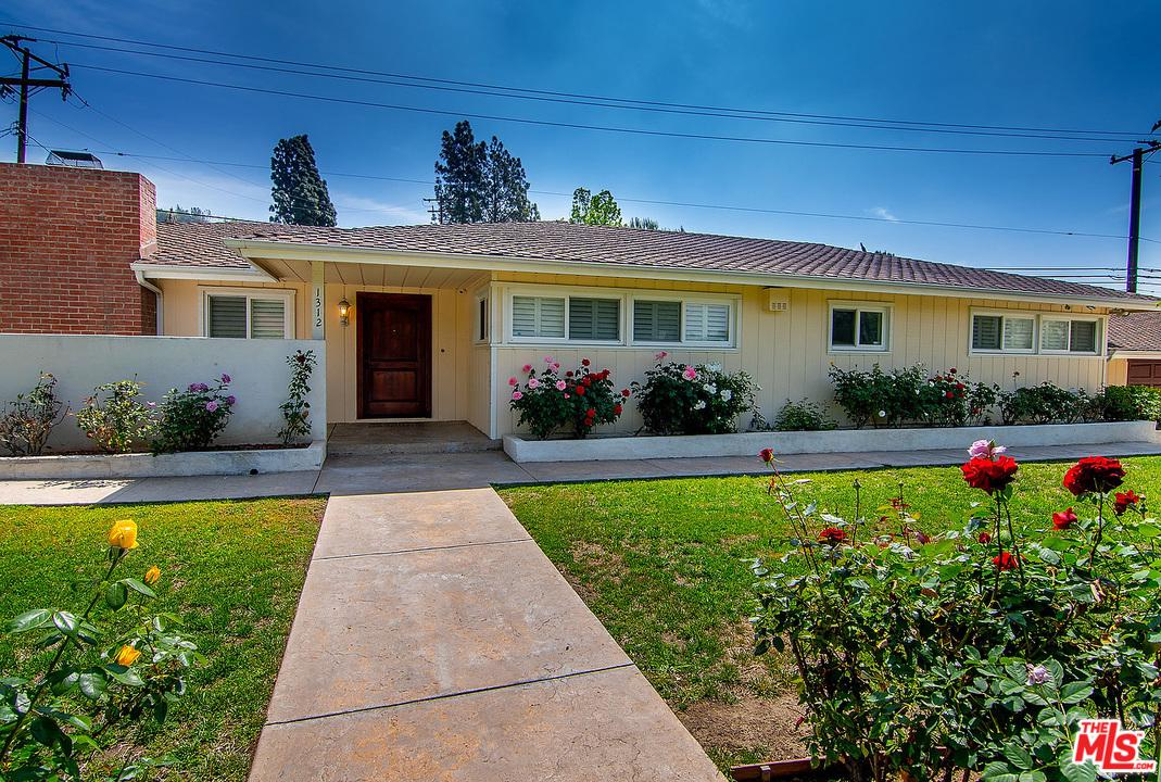 1312 HIGHLAND OAKS Drive, Arcadia, California
