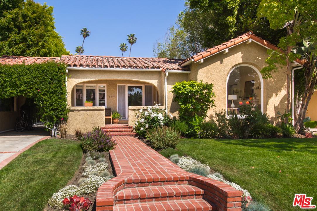 204 South WILLAMAN Drive, Beverly Hills, California