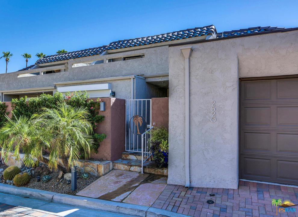 2520 West La Condesa Drive Palm Springs, CA 92264