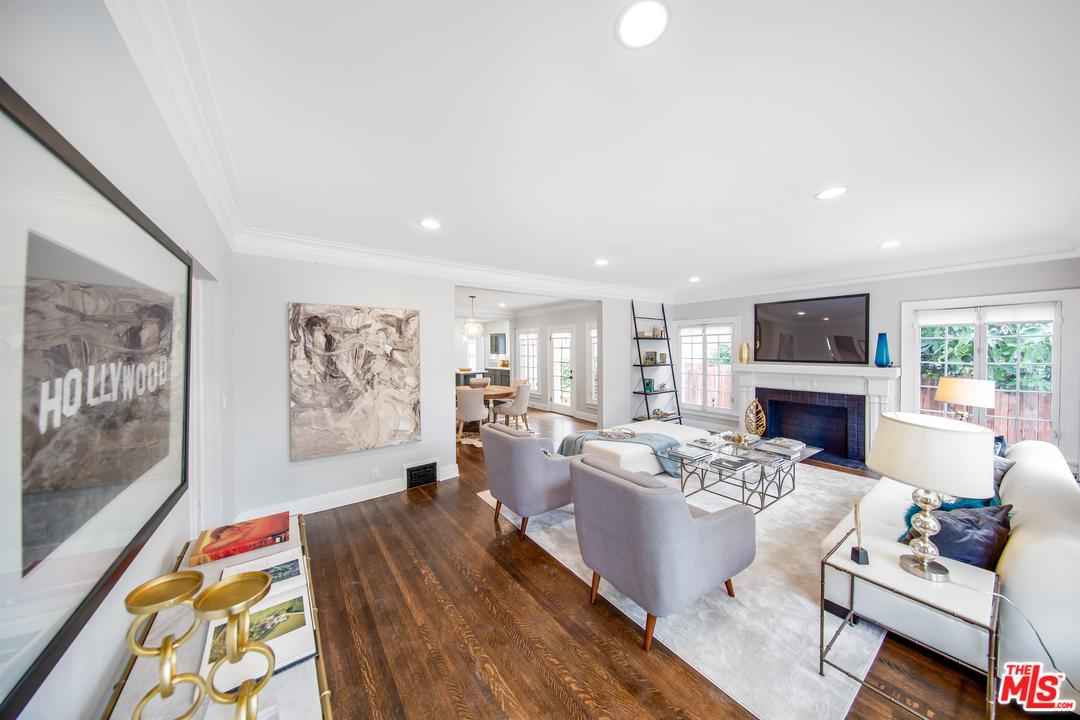 1040 South St Andrews Place Los Angeles, CA 90019