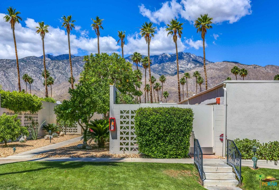 1866 Sandcliff Road Palm Springs, CA 92264