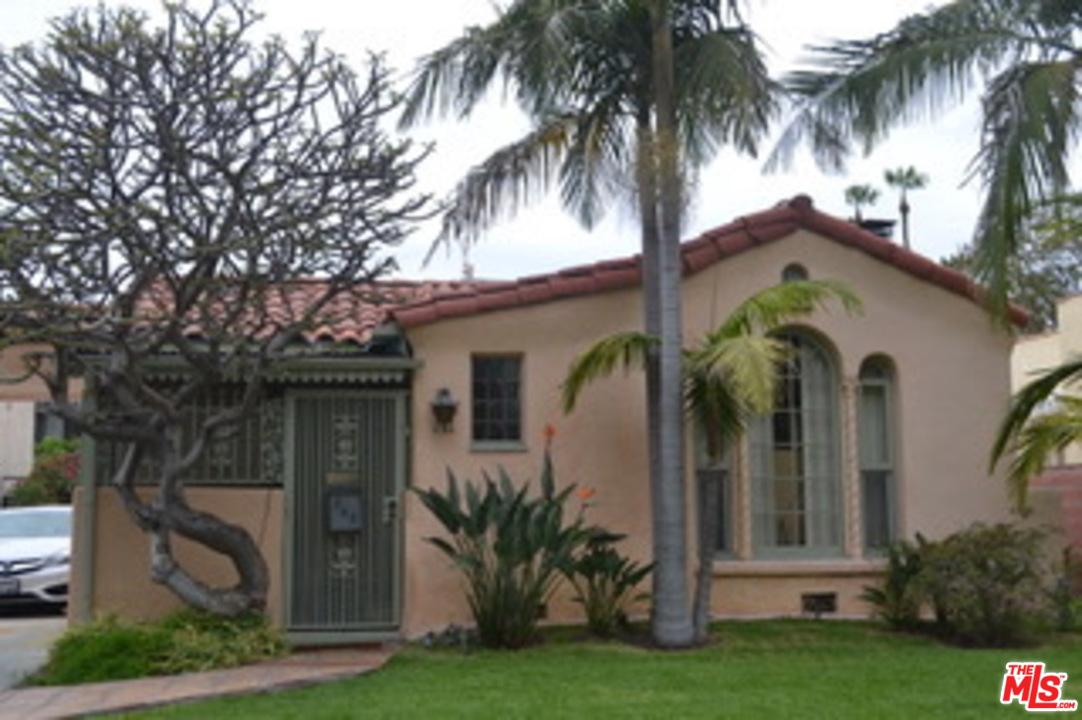 545 North Poinsettia Place Los Angeles, CA 90036