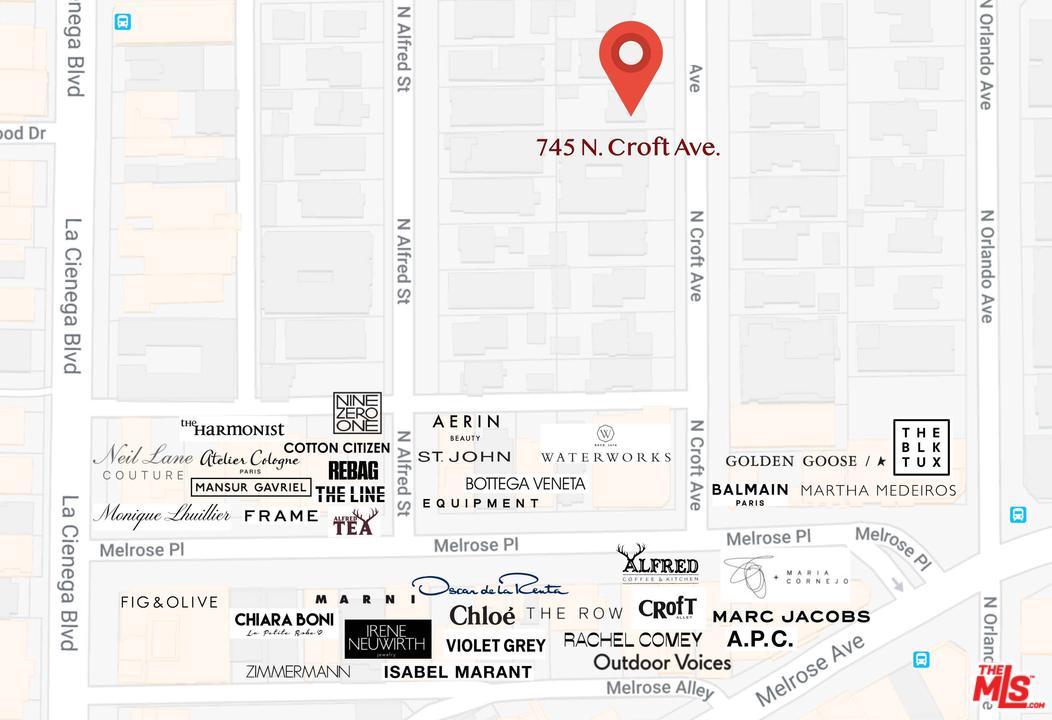 745 North CROFT Avenue - photo 2