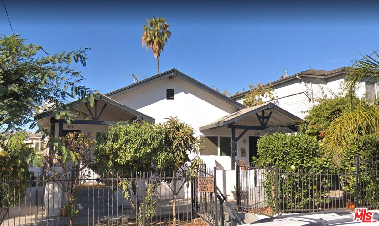 323 North La Fayette Park Place Los Angeles, CA 90026