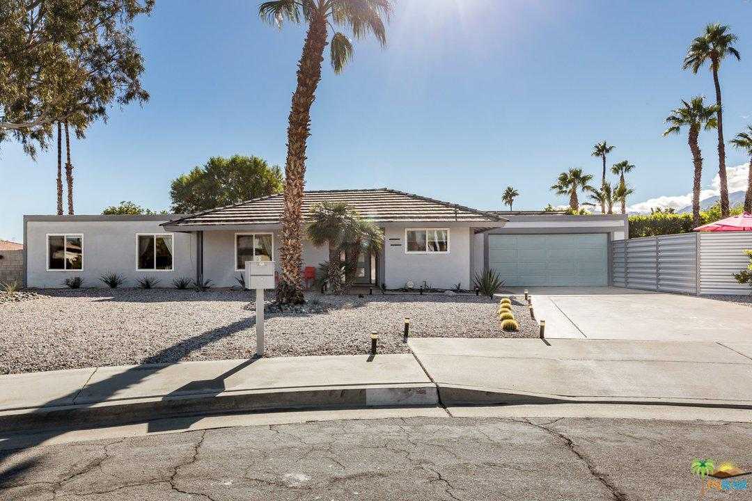 1377 East Largo Circle Palm Springs, CA 92262