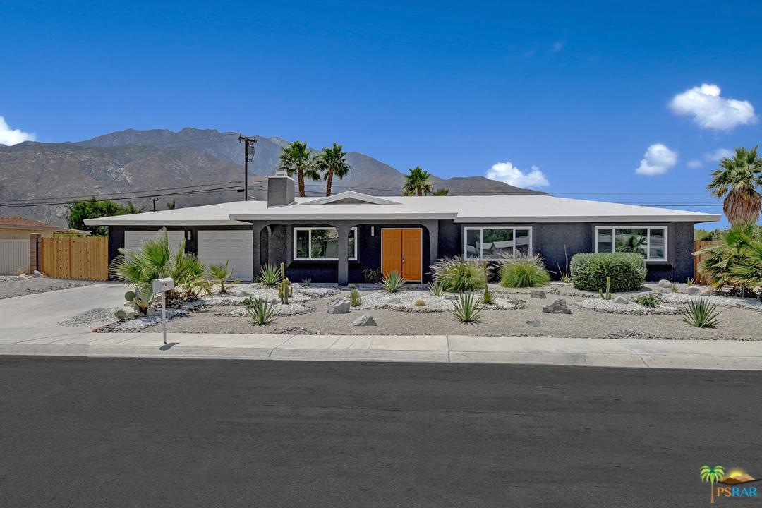 2645 North Biskra Road Palm Springs, CA 92262
