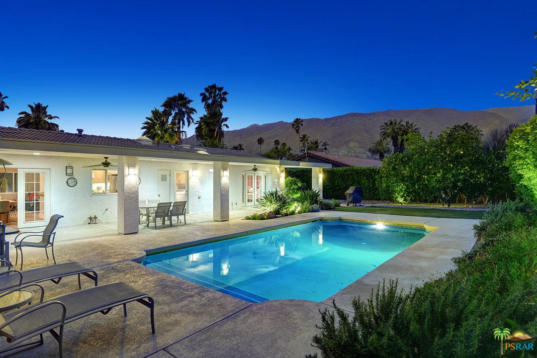 1366 East San Jacinto Way Palm Springs, CA 92262