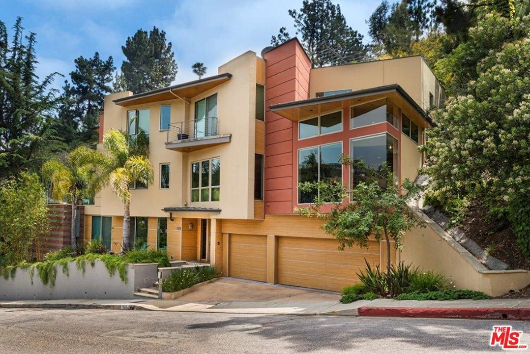 1653 STONE CANYON Road, Bel Air, California