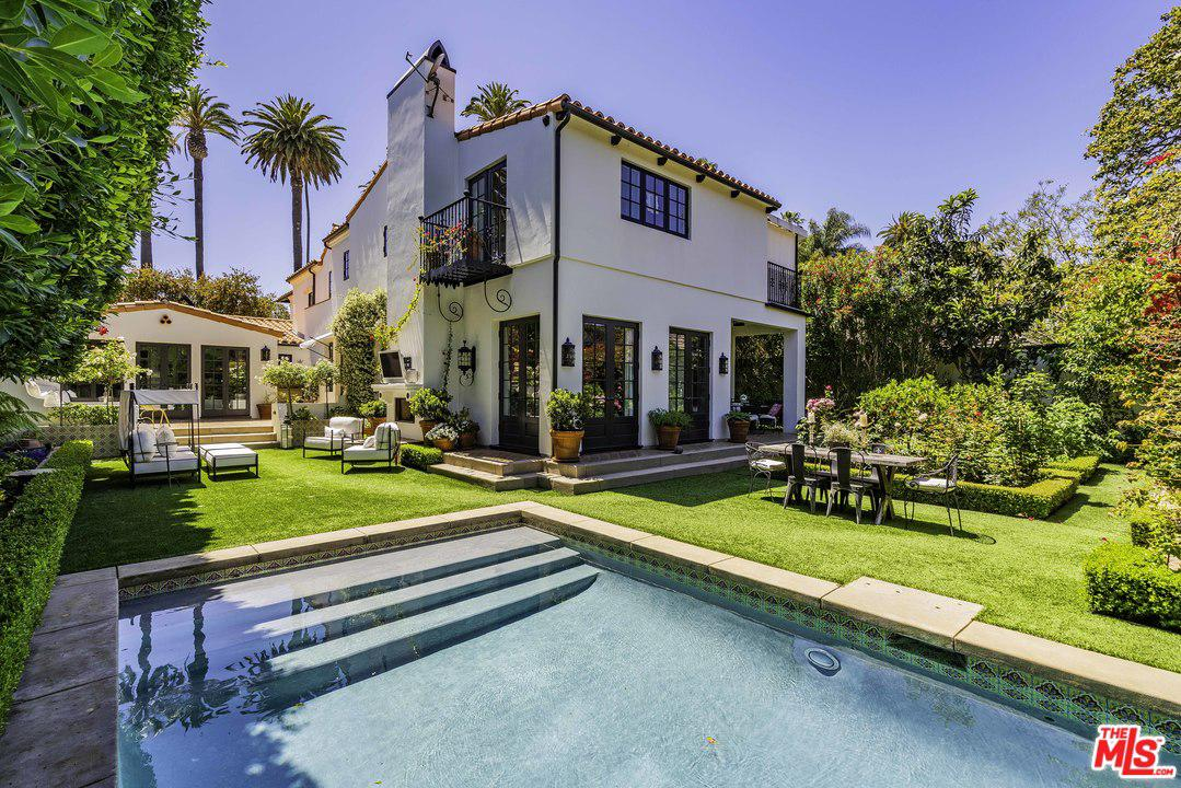 510 North HILLCREST Road, Beverly Hills, California