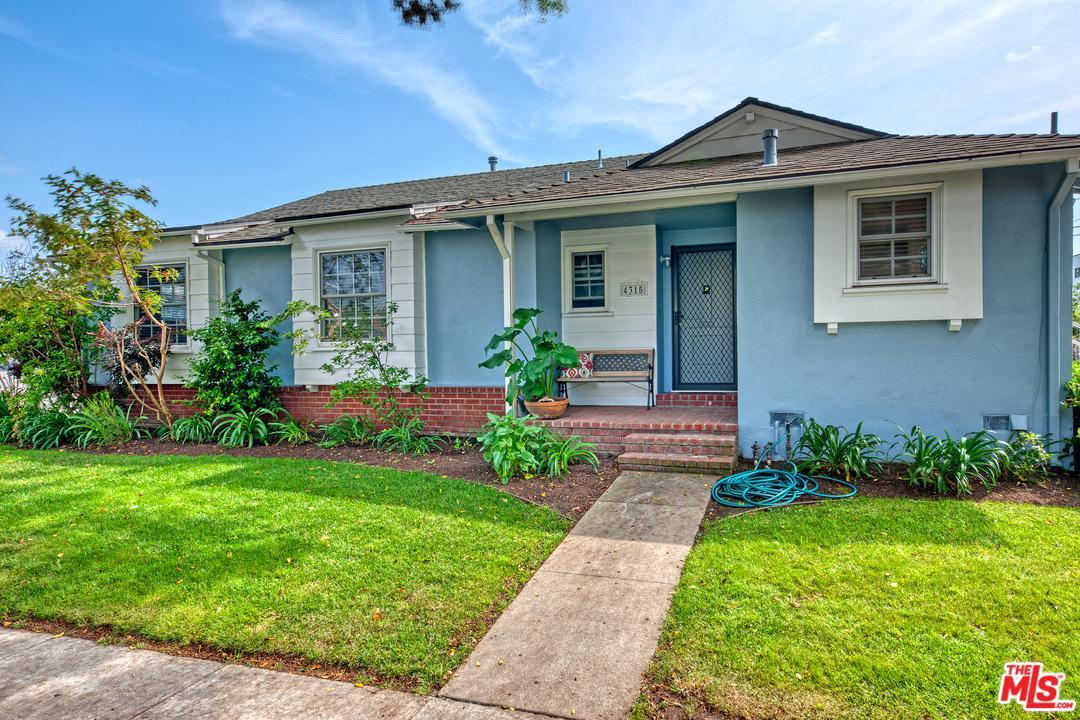 4315 Vinton Avenue Culver City, CA 90232