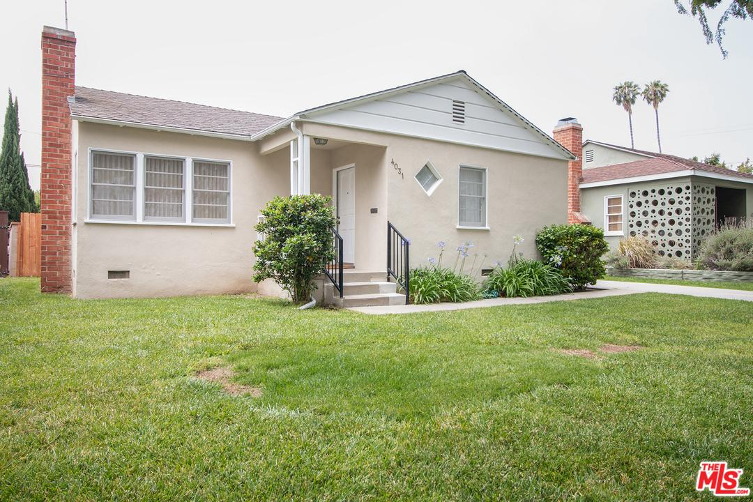 Culver City Homes for Sale -  New Listings,  4031 ALBRIGHT Avenue