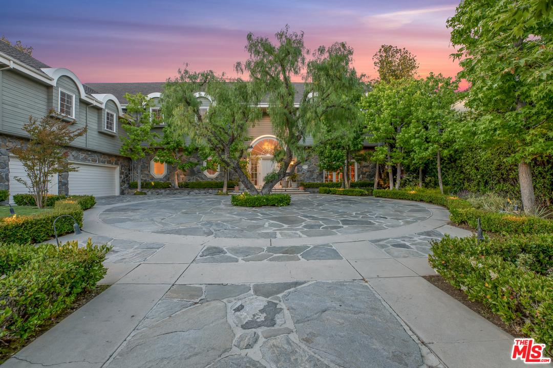 3378 STONE RIDGE Lane, Bel Air, California