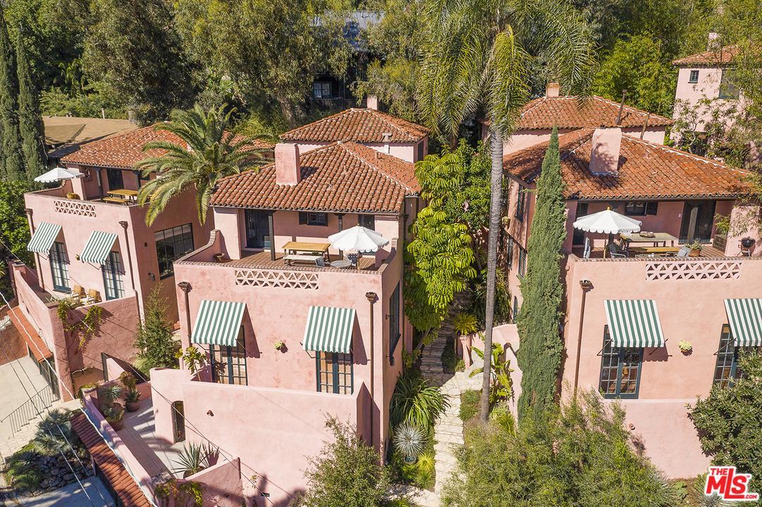 1903 Orchid Avenue Los Angeles, CA 90068