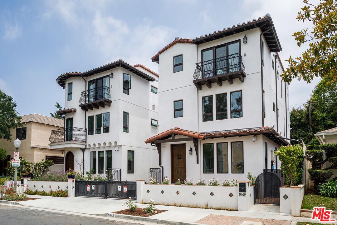 1846 Benecia Avenue Los Angeles, CA 90025