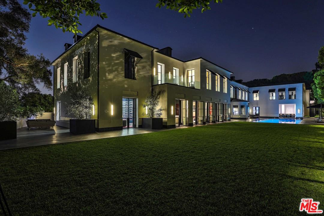 10701 BELLAGIO Road, Bel Air, California