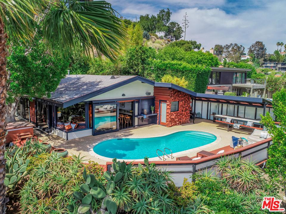 5681 HOLLY OAK Drive, Hollywood Hills in Los Angeles County, CA 90068 Home for Sale