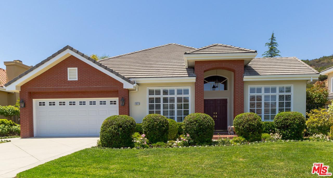 1621 Bushgrove Court Lake Sherwood, CA 91361