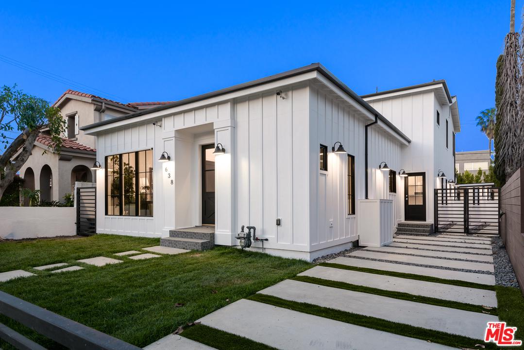 638 North Sierra Bonita Avenue Los Angeles, CA 90036