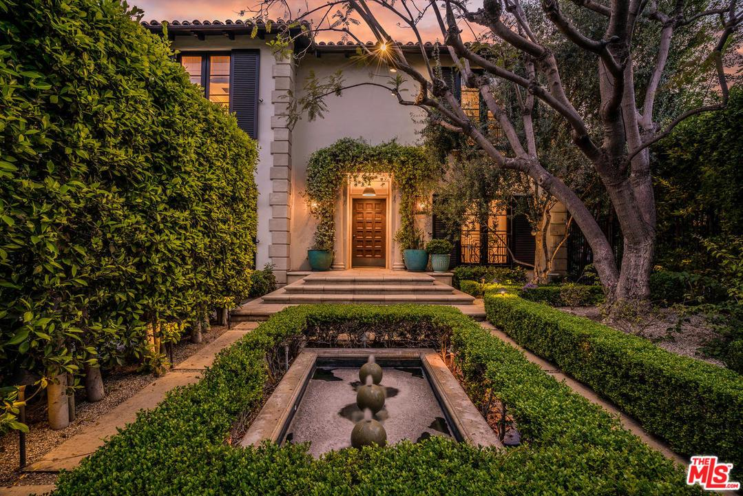 603 North SIERRA Drive, Beverly Hills, California